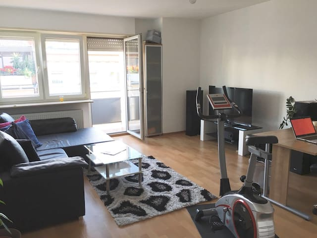 Bright flat in the heart of MA - Mannheim - Pis