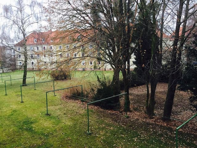 The feeling of home and friendly host. - Göttingen - Apartament