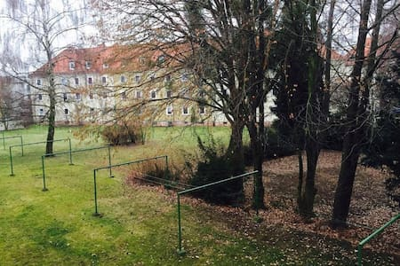 The feeling of home and friendly host. - Göttingen - Appartement