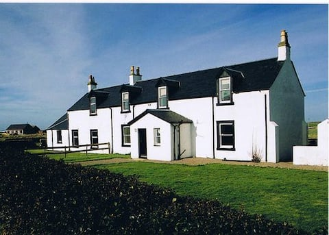 Machrihanish close to the golf and distilleries