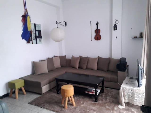 ☆ Chambre bien ensoleillée au centre d'Alger ☆