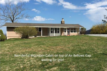 Crest of the Blue Ridge - Air Bellows Gap retreat
