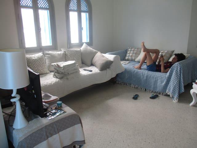 La Maison du bonheur - Djerba Midun - Hus
