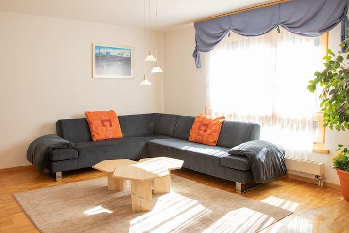 Dryas 02, Family apartment