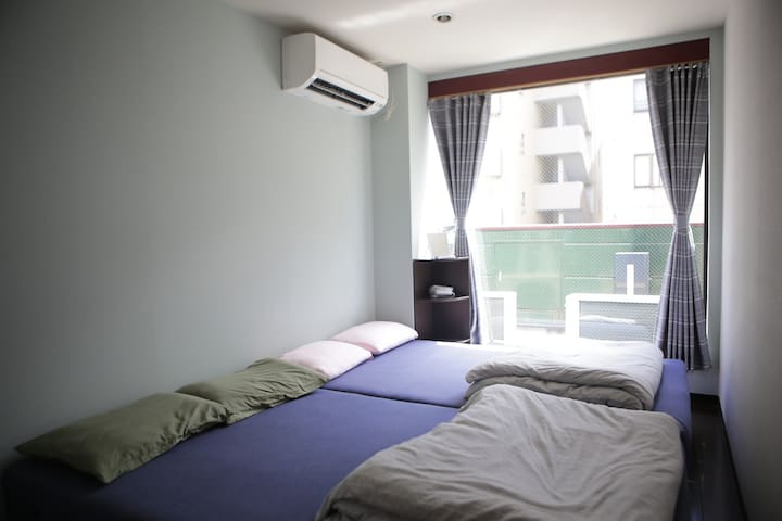 On Sale! Great Access! Okubo Shared Room D Max4pp
