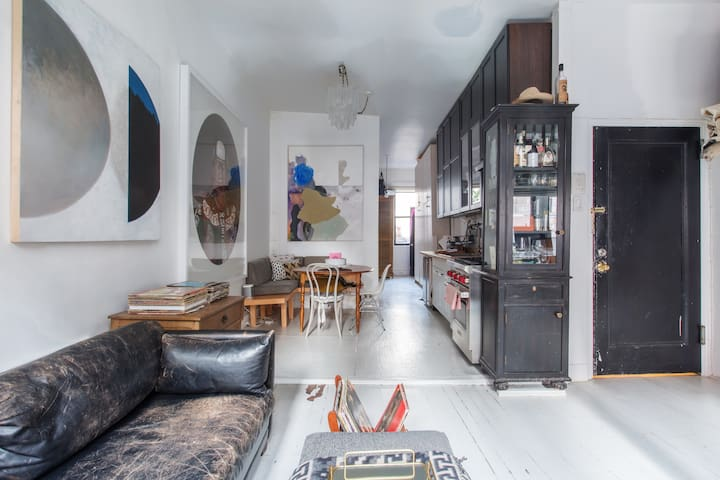 Nolita Artist Loft Apartment Best Location NYC