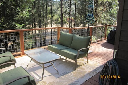 Poker Bar Farms - Cabin in the Woods - Lewiston - Chalet