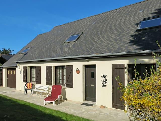 Holiday home in St Jacut de la Mer - Saint Jacut-de-la-Mer - Huis