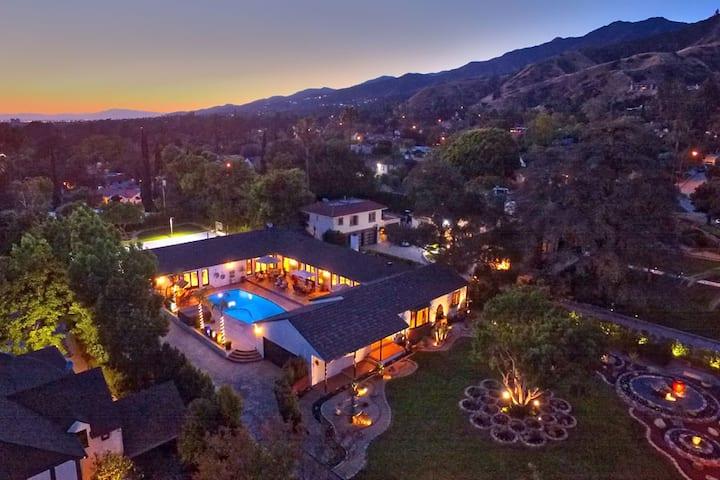 Los Angeles Resort Style Home