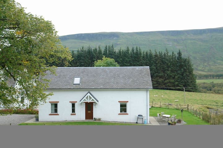 Stronend Cottage - Balfron - House