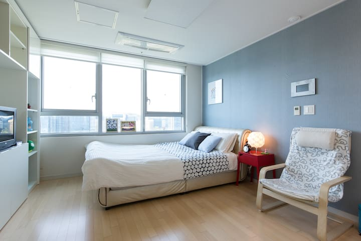 [New]Pankyo Modern with City view - Bundang-gu, Seongnam-si - Wohnung