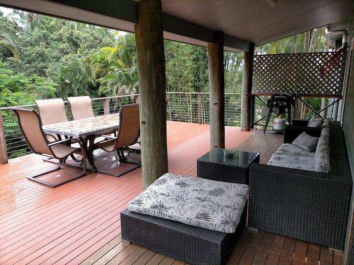 Buderim Bliss Rainforest Relaxation for the family