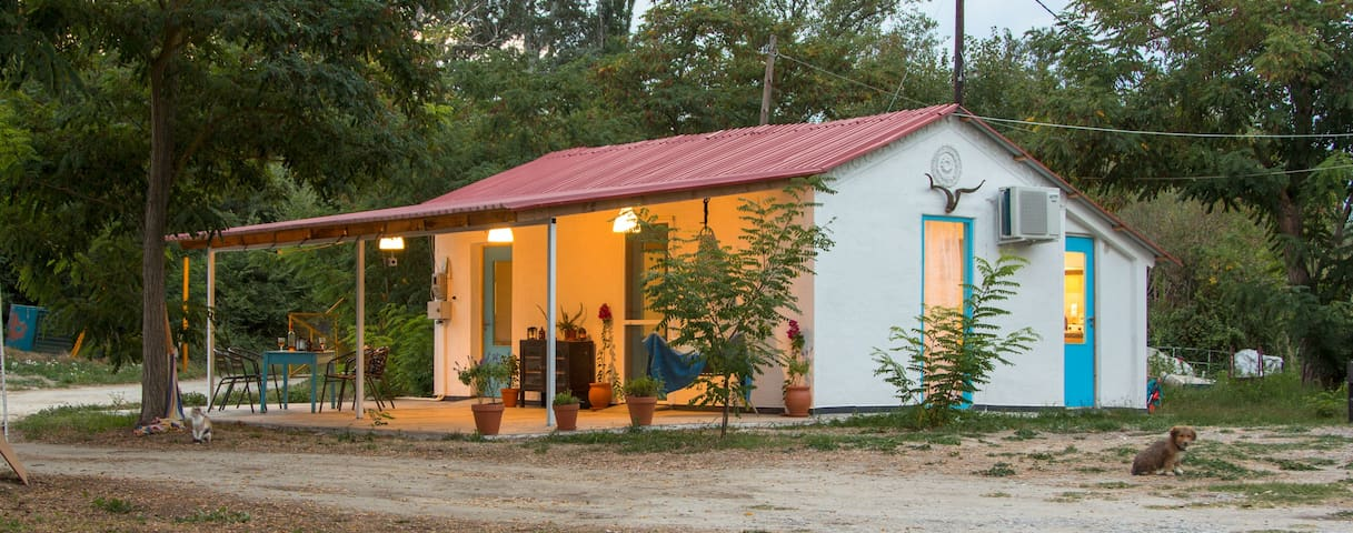 Ruhiges Ferienhaus am Meer - Pieria - House
