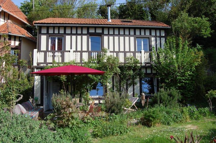 Charmante Petite Maison à 100m de La Mer - Dieppe - Haus