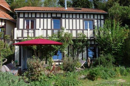 Charmante Petite Maison à 100m de La Mer - Dieppe - House