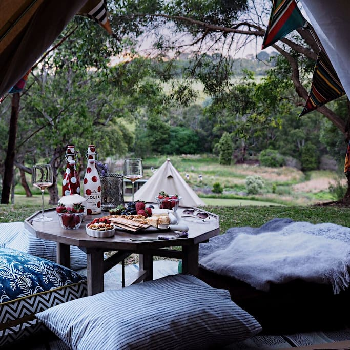 Iluka Retreat Glamping Experiences