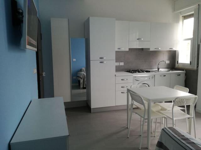 Appartamento nuovo Casalborsetti a 300mt dal mare