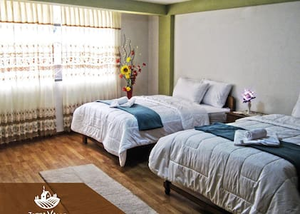 Terra Valle Hospedaje, Sacred Valley - Doble - Urubamba - Bed & Breakfast