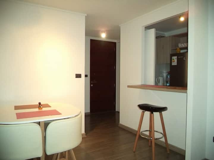 Beatifull apartment located in Ñuñoa