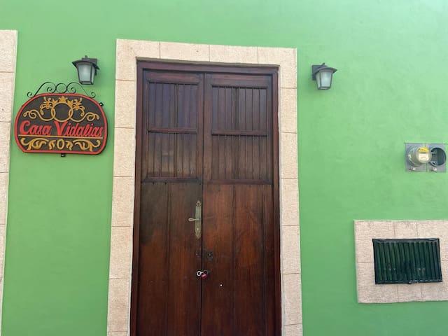 Casa Vidalias