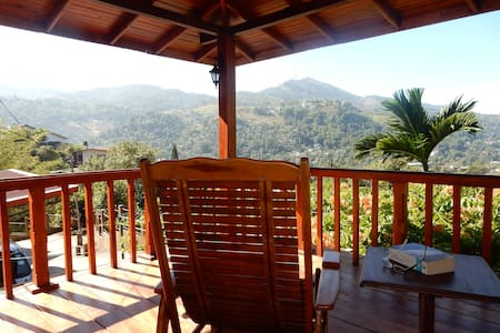 Great view, 1.5 km from city center - Kandy - Wohnung