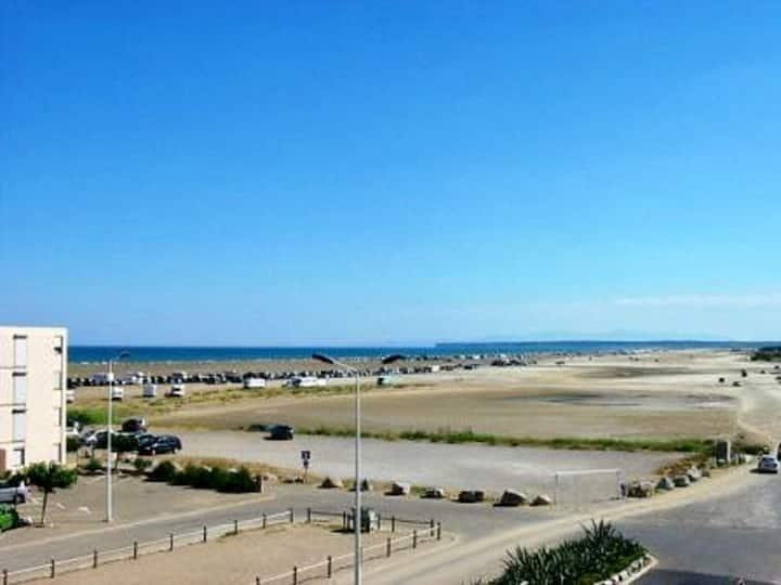 Appartement T3 avec vue sur mer