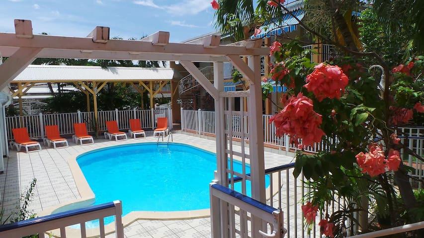 Residence Vacances -T3 Vue Piscine