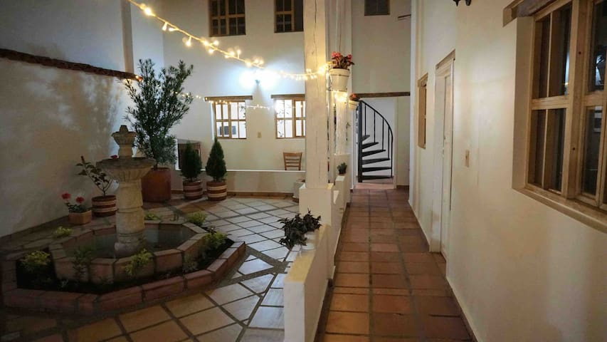 Charming Two bedroom flat in La Candelaria+Bikes