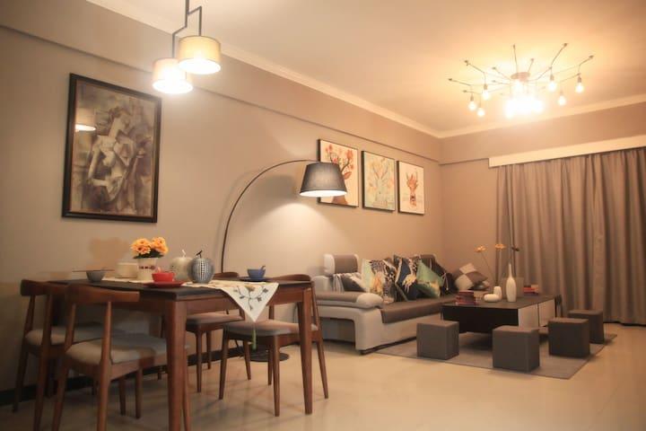 GuangZhou,Line3 ToneHe Metro,3 Cozy BedRooms - Canton - Suite degli ospiti