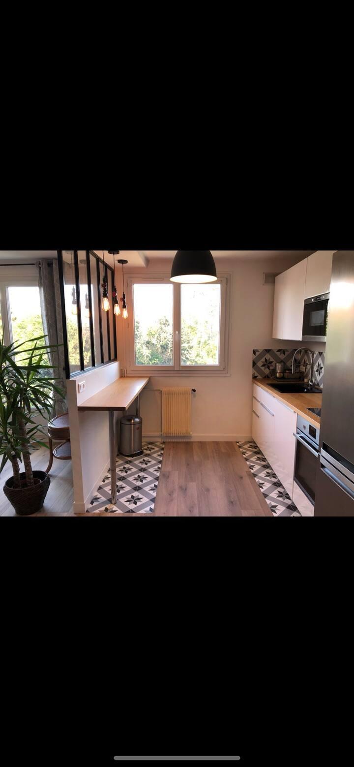 Appartement situé à Montgeron 91230