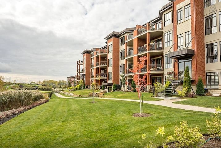 Very nice Loft on Golf. - La Prairie - Loft