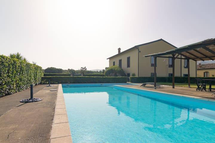 Villa dei Baroni - Unique Holiday rental villa.