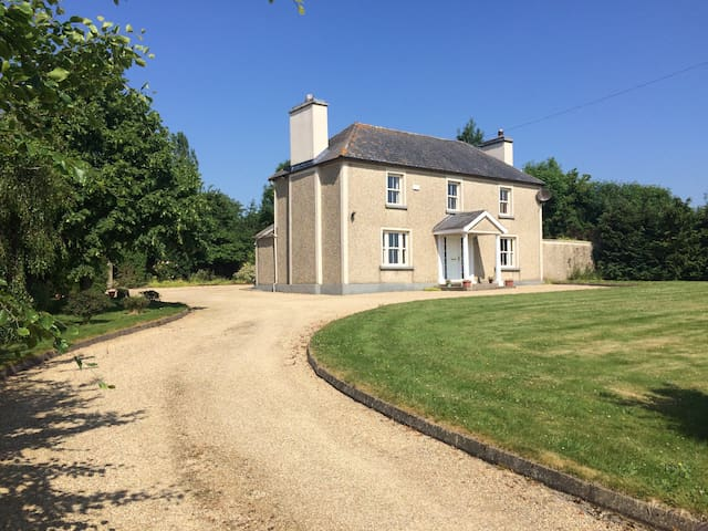 Acre House,  a tranquil farmhouse stay.