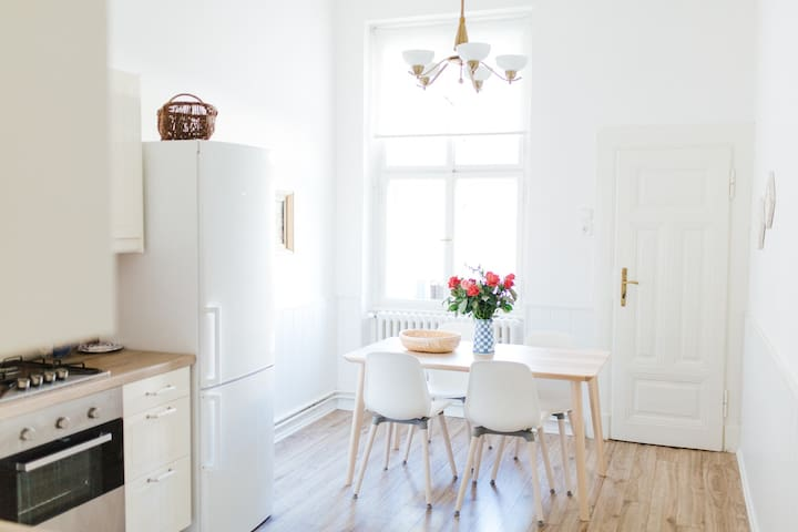 Prague family appartement