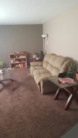 Couch or air mattress in nice house