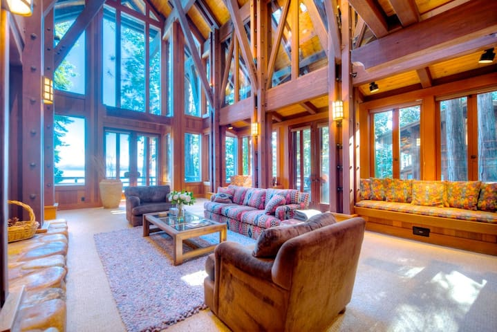 The Dream Lodge | A Lake Tahoe LUXE Property