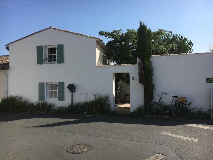 Maison de charme à l'Île de Ré (Loix)