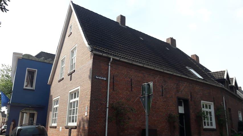"""Haus am Hafen, Wohnung """"Altstadt-Blick"""""""