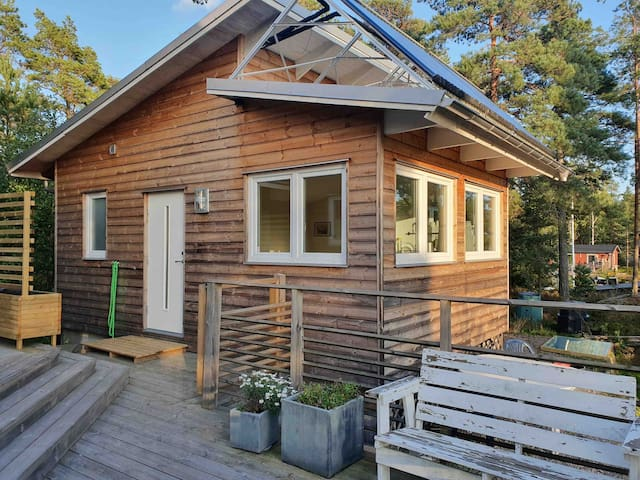Newly renovated cabin close to nature