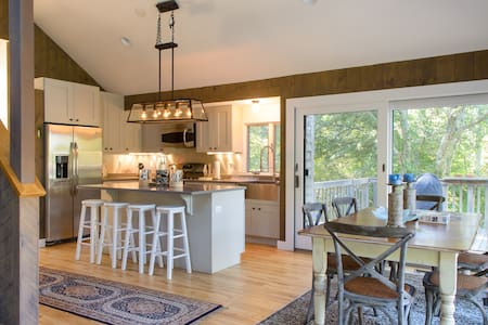 Renovated Chilmark with Water View - Chilmark
