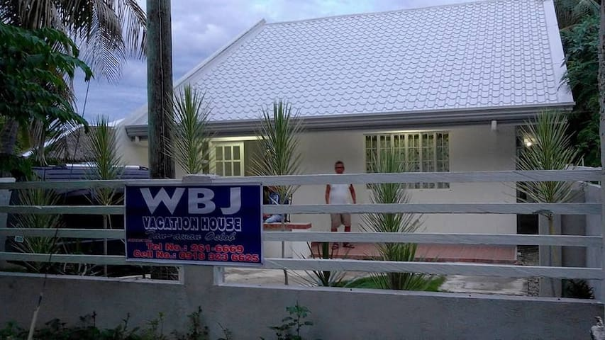 WBJ VACATION HOUSE (Newly Constructed)