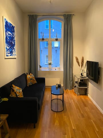 Studioleilighet midt i Oslo sentrum