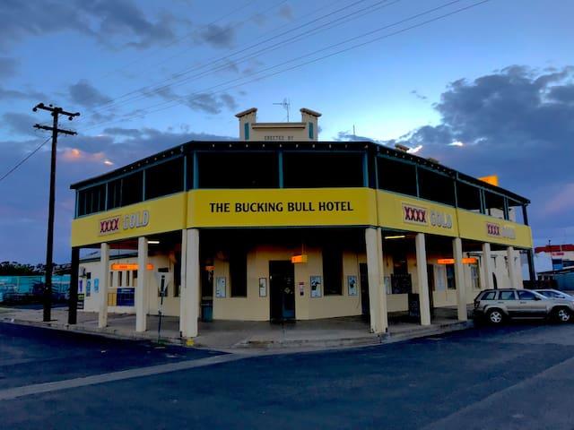 The Bucking Bull Hotel - Room 2