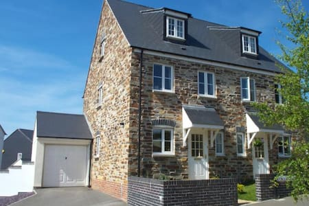 Double Room in Quiet House - Bodmin - Huis