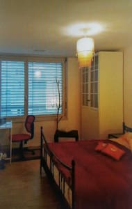 Nice room with privat bathroom and dinner included - Glattpark  - Wohnung