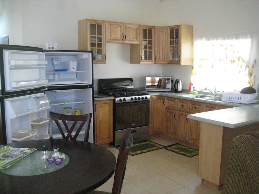 Kitchen Apartment #1
