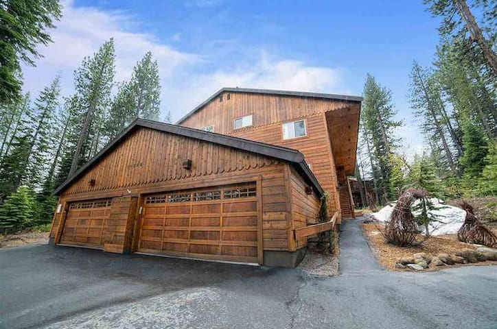 Time for Truckee! Summer and Ski in Tahoe Donner