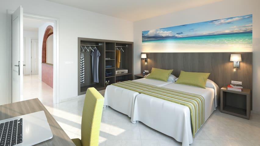 Suites Ocean View à l'hotel SAIF TARIFA