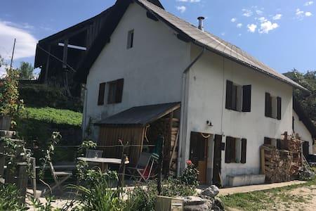 Grande maison en plein cœur de la chartreuse