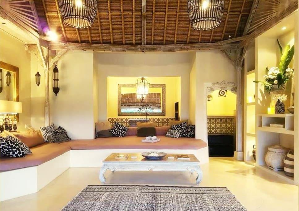 Beautifully designed Indah Shambala